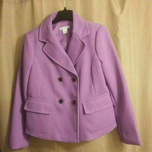 Liz Claiborne Blazer Jacket new without tags